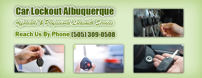 Car Lockout Albuquerque Affordable & Professional Licensed & Insured
